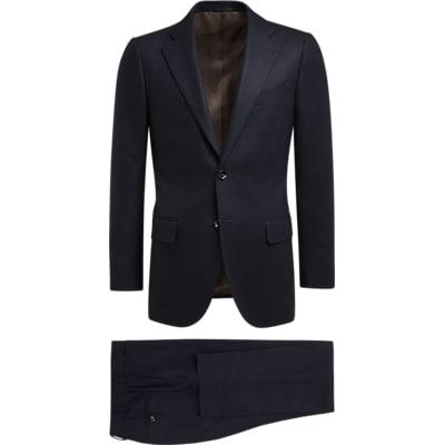 Suit_Navy_Plain_Lazio_P5283I