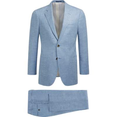 Suit_Blue_Plain_Havana_P5426I