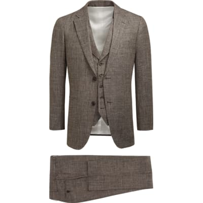 Suit_Brown_Plain_Havana_P5430I
