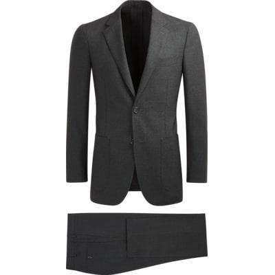 Suit_Grey_Plain_Havana_P5828I