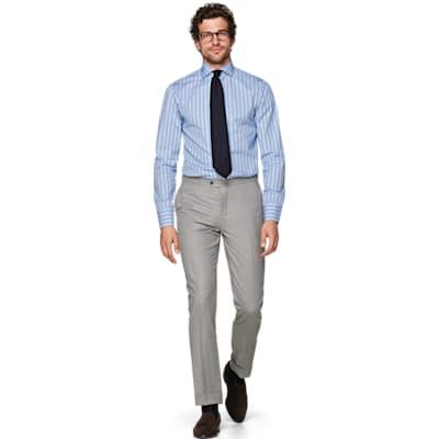 Jort_Light_Grey_Fishtail_Trousers_B990I