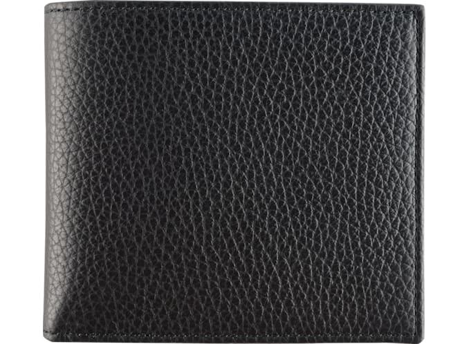 Black Billfold Wallet