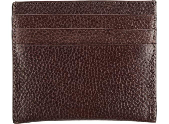 Dark Brown Wallet