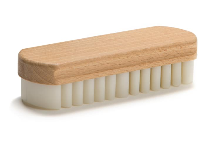 Suede Crepe Brush Natural