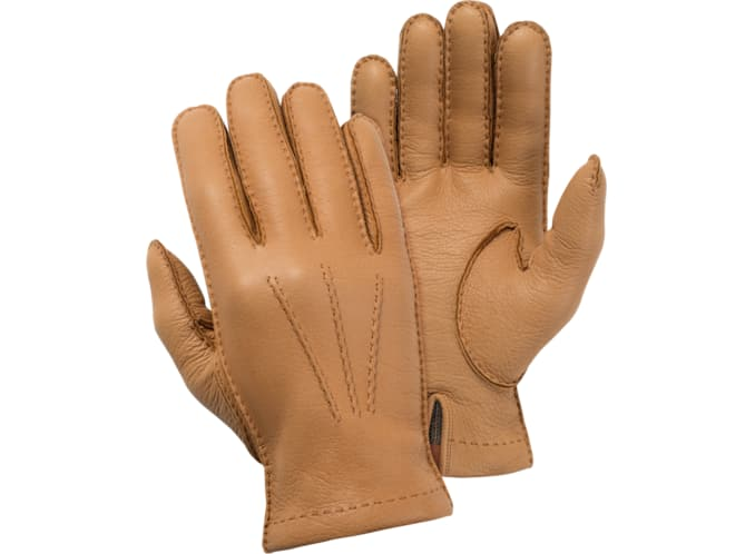 Light Brown Gloves