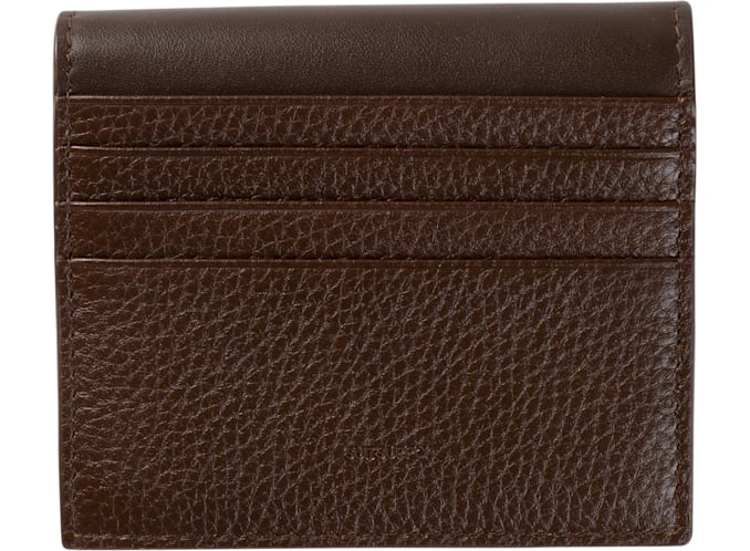 Mid Brown Card Holder