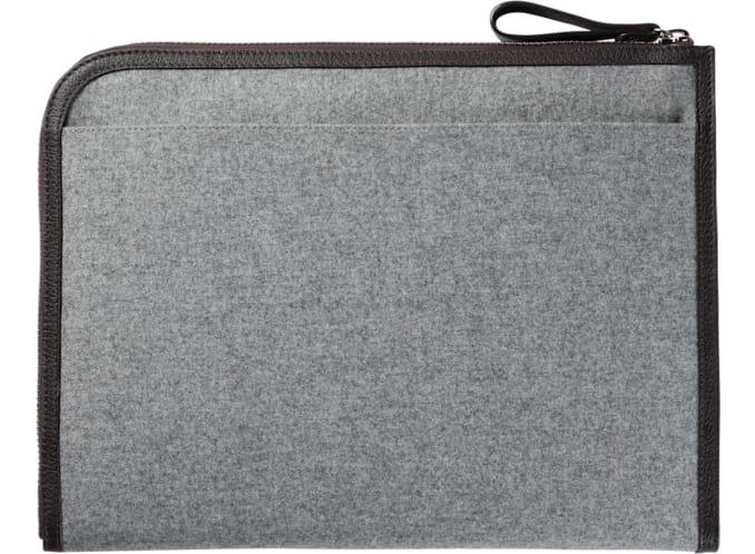 Grey Laptop Sleeve