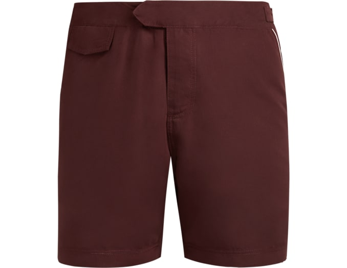 Bordeaux Swim Shorts