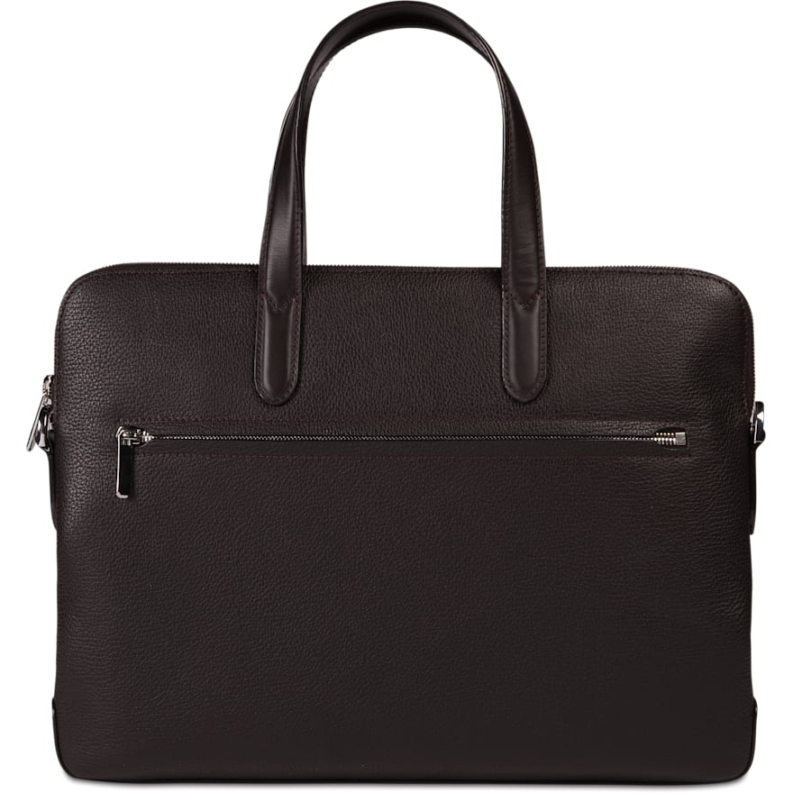 Dark Brown Briefcase