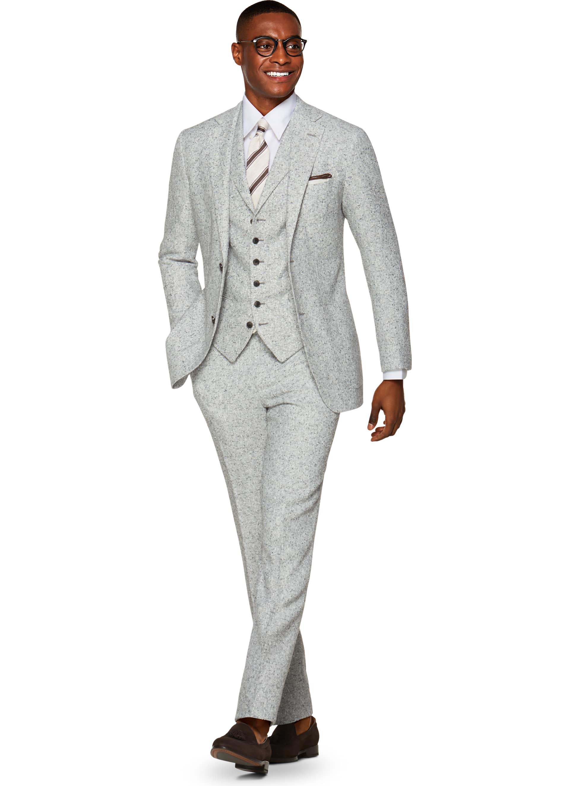 black men size system haggar pin slim jacket fit light s long up gray suit