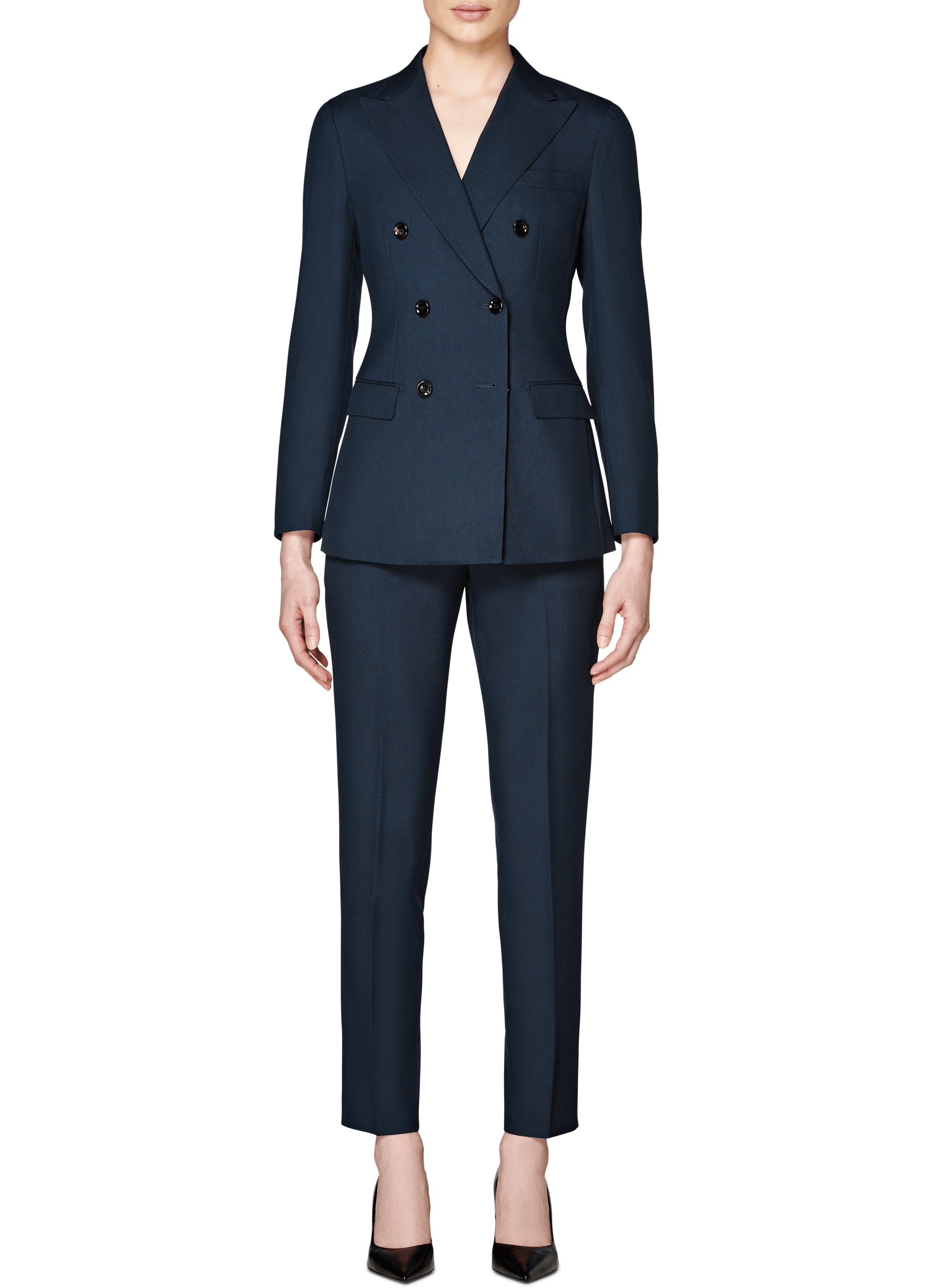 14ec54377ffff Cameron Navy Jacket $399 USD A tailored classic crafted from a soft Italian  wool-mohair blend, this navy Cameron features a squared off hem and  unstructured ...