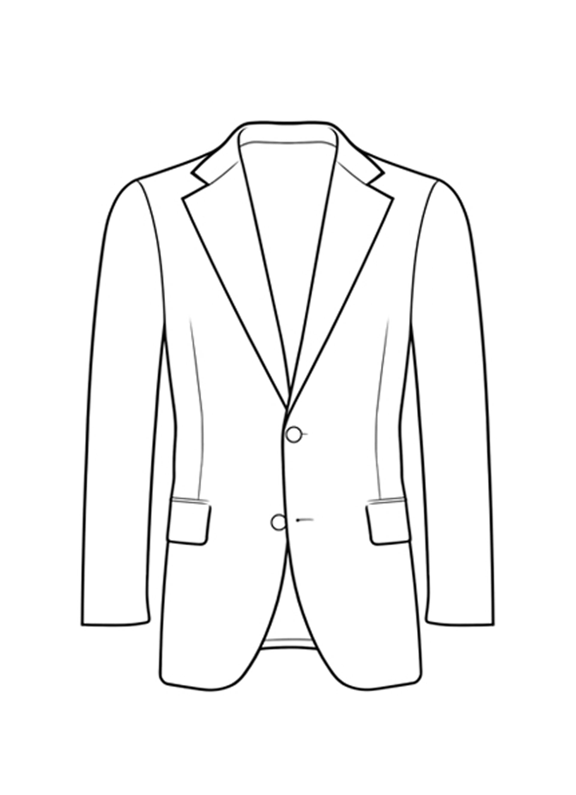 Design Your Own Suit | Suitsupply Online Store