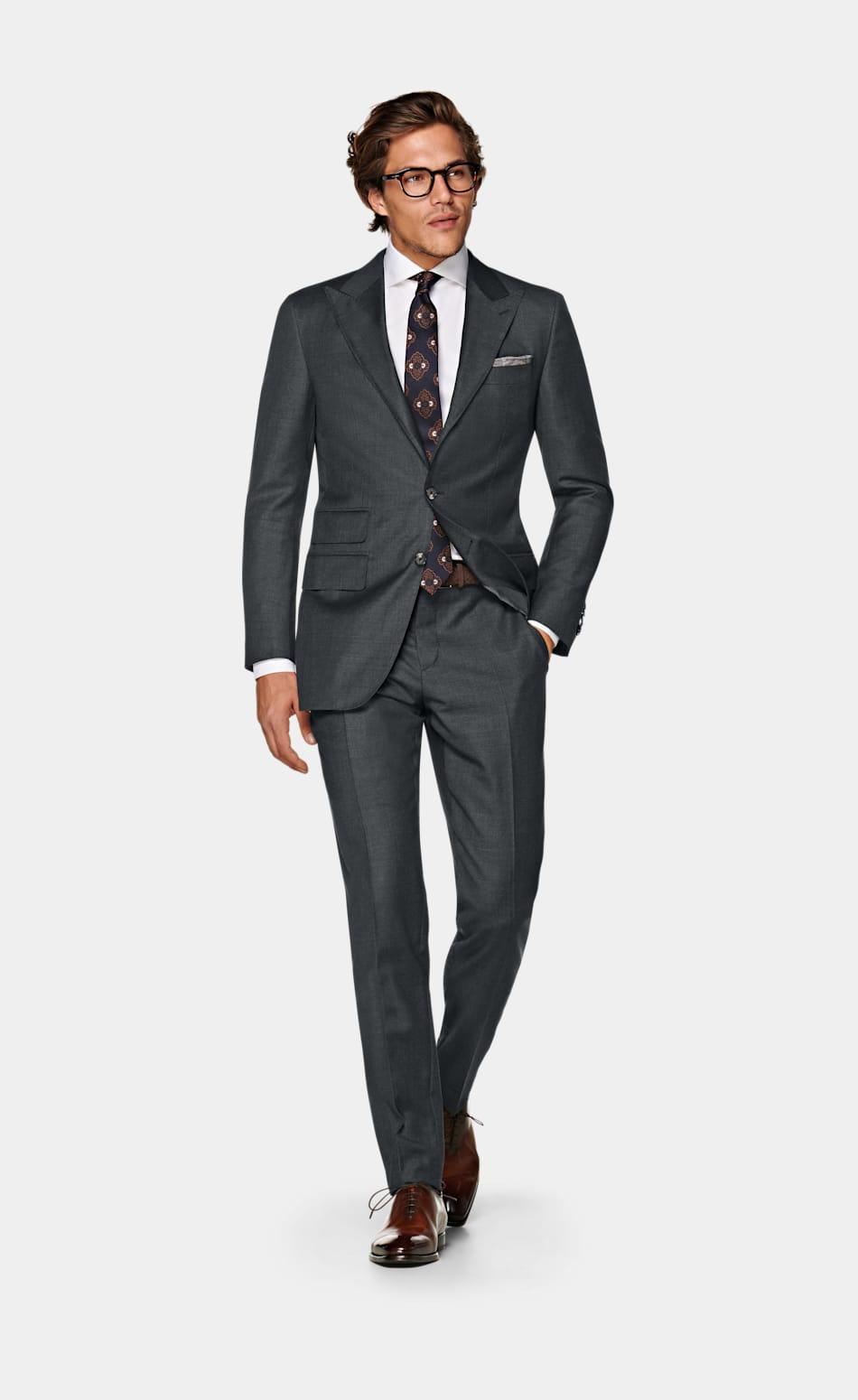 washington anzug grau p5716   suitsupply online store