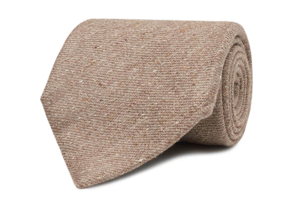 5268b723df3d4 Light Brown Tie