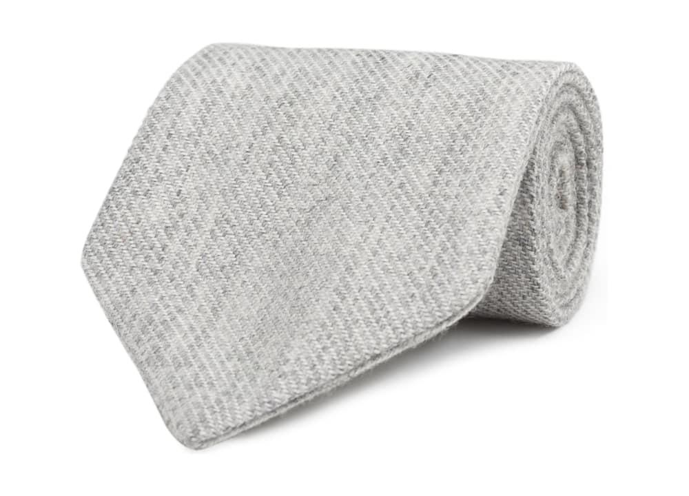 Light Grey Tie