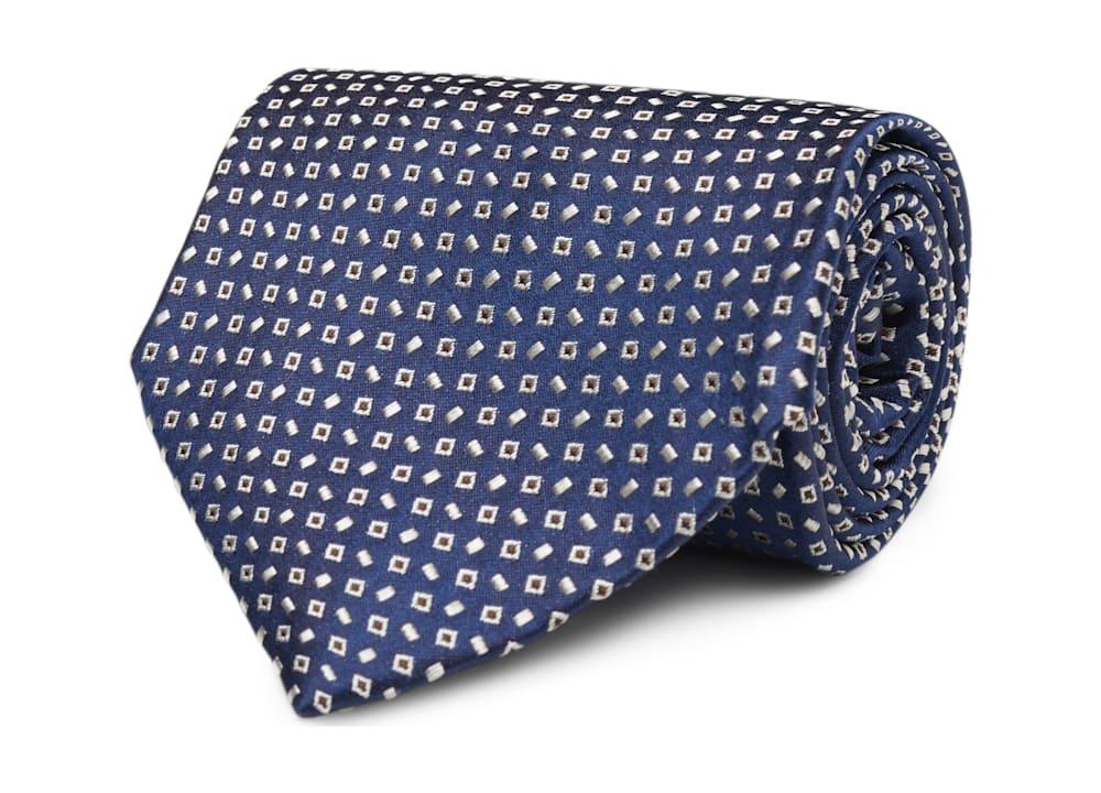 Navy Tie