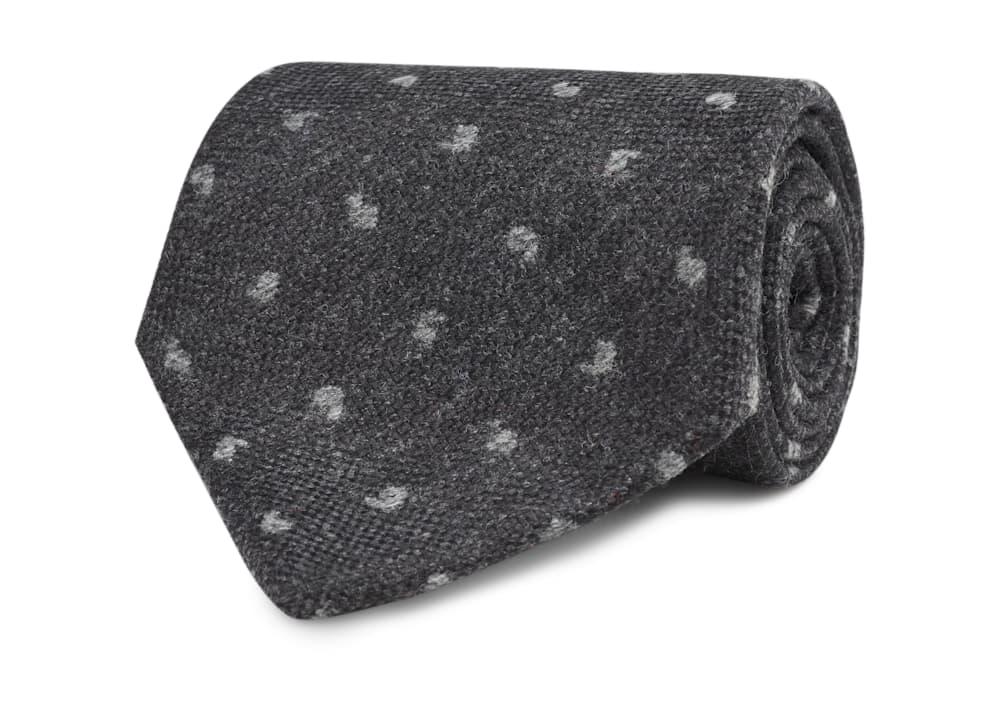 Dark Grey Tie