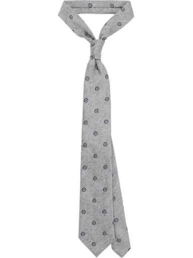 Grey Tie