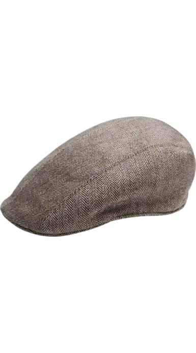 Brown Cap Jort