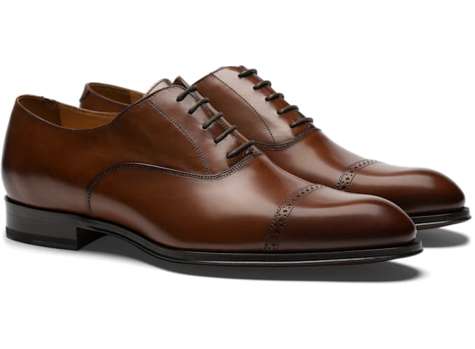Brown Oxford