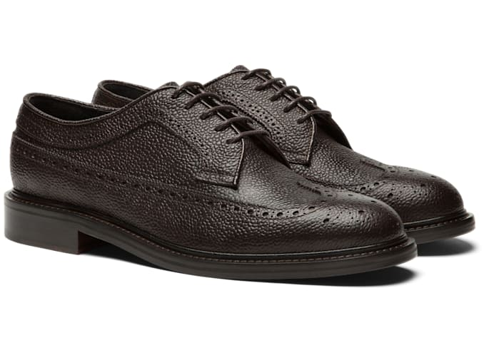 Brown Derby Brogue