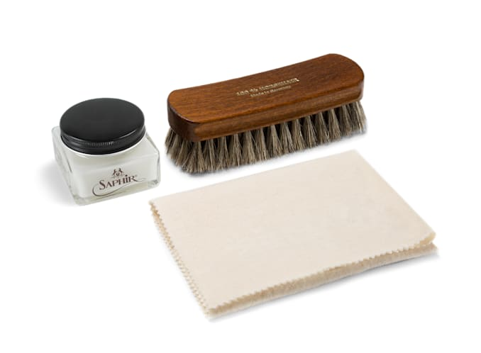 Shoe Polish Set Renovator