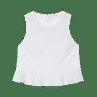Jasmine_White__Cropped_Shirt_LS0040