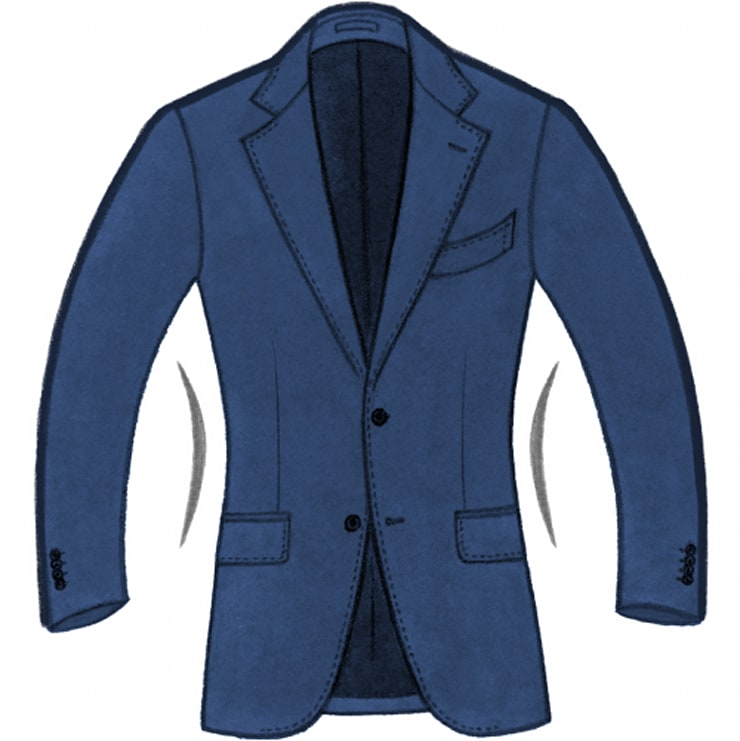 Slider classic suits