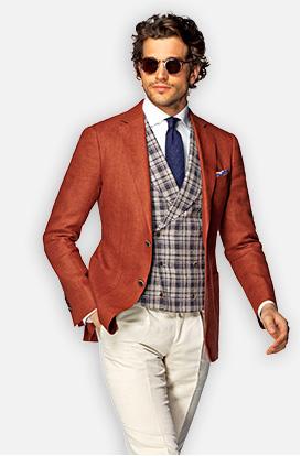 Verwonderlijk Shop our Spring/Summer 2015 Collection   Suitsupply Online Store WA-72