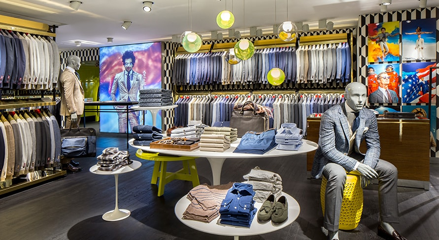 Suitsupply sets up shop in Bloomingdale's | Suitsupply