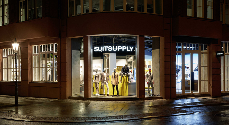 SUITSUPPLY OPENS ITS DOORS IN BERLIN | Suitsupply Online Store