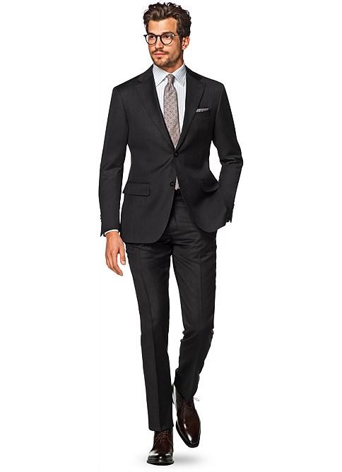 Suit_Dark_Grey_Plain_Napoli_P5225ITAH