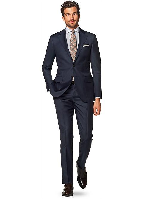 Suit_Navy_Plain_Lazio_P2778LAITAH