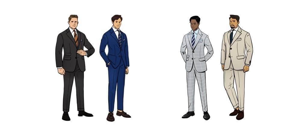 c8f99bdf487 Suit Finder