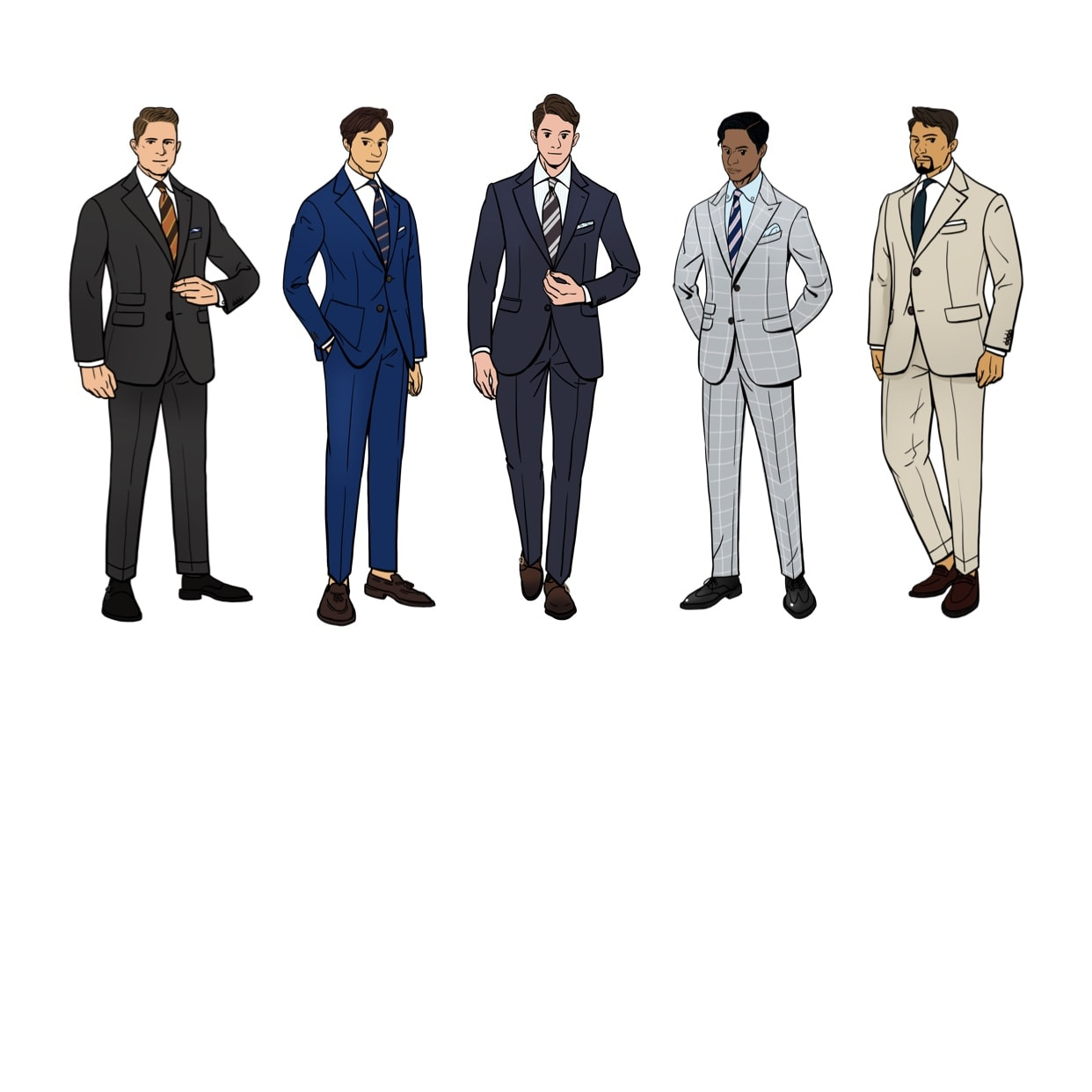 Suit Finder | Suitsupply Online Store